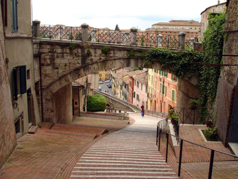 Perugia in un solo giorno